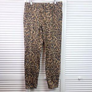 3/$20 Style & Co Leopard Print Pants